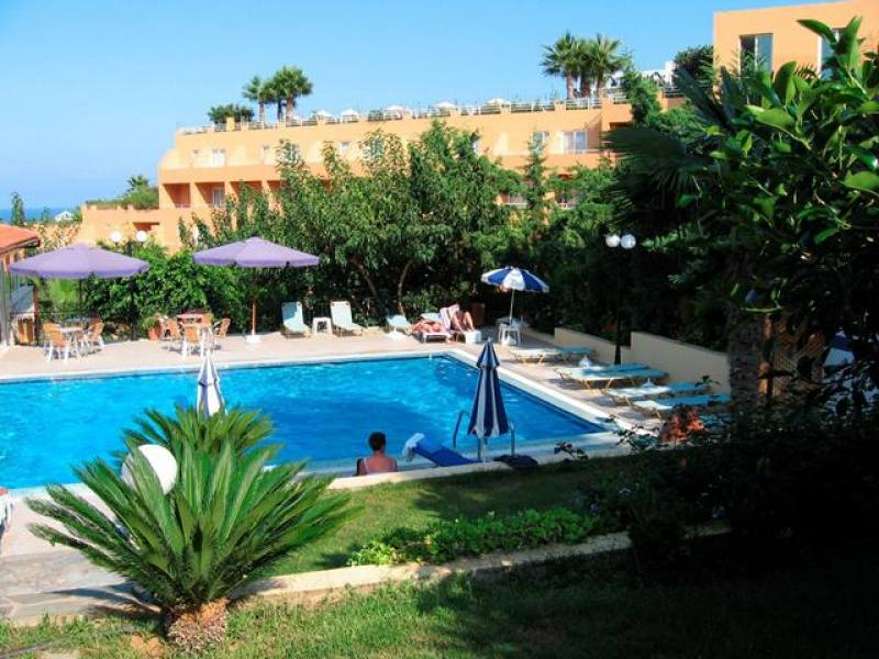 Appartementen Sylvia - Chersonissos - Heraklion Kreta